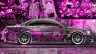 Toyota-Chaser-JZX100-JDM-Side-Crystal-Graffiti-Car-2014-Pink-Colors-HD-Wallpapers-design-by-Tony-Kokhan-[www.el-tony.com]