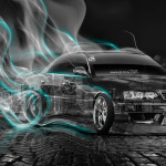Toyota Chaser JZX100 JDM Crystal City Smoke Drift Car 2014