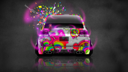 Toyota-Land-Cruiser-200-JDM-Back-Domo-Kun-Toy-Car-2014-Multicolors-HD-Wallpapers-design-by-Tony-Kokhan-[www.el-tony.com]