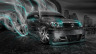 Toyota-Land-Cruiser-Tuning-JDM-Crystal-City-Smoke-Drift-Car-2014-Azure-Neon-HD-Wallpapers-design-by-Tony-Kokhan-[www.el-tony.com]