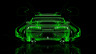 Toyota-Soarer-JDM-Tuning-Back-Green-Fire-Abstract-Car-2014-Art-HD-Wallpapers-design-by-Tony-Kokhan-[www.el-tony.com]