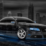 Audi S4 Tuning Crystal City Car 2014