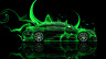 Audi-S8-Biturbo-Tuning-MTM-Side-Green-Fire-Abstract-Car-2014-Art-HD-Wallpapers-design-by-Tony-Kokhan-[www.el-tony.com]