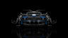 Lamborghini-Gallardo-Back-Water-Car-2014-Blue-Neon-HD-Wallpapers-design-by-Tony-Kokhan-[www.el-tony.com]
