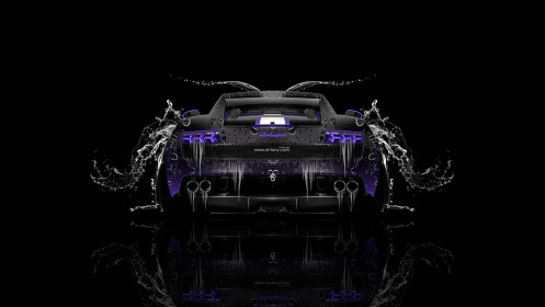 Lamborghini-Gallardo-Back-Water-Car-2014-Violet-Neon-HD-Wallpapers-design-by-Tony-Kokhan-[www.el-tony.com]