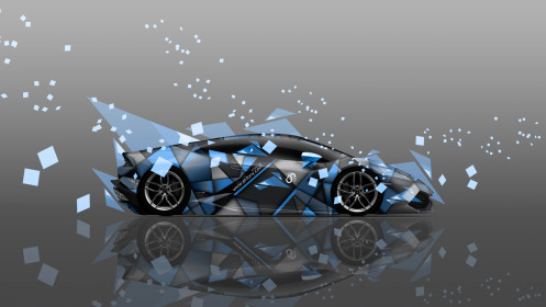 Lamborghini-Huracan-Side-Abstract-Aerography-Car-2014-Blue-Colors-HD-Wallpapers-design-by-Tony-Kokhan-[www.el-tony.com]