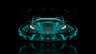 Lamborghini-Murcielago-Front-Azure-Fire-Car-2014-Abstract-HD-Wallpapers-design-by-Tony-Kokhan-[www.el-tony.com]