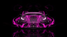 Lamborghini-Murcielago-Front-Pink-Fire-Car-2014-Abstract-HD-Wallpapers-design-by-Tony-Kokhan-[www.el-tony.com]