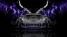 Lamborghini-Murcielago-Front-Water-Car-2014-el-Tony-Art-Violet-Neon-Effects-HD-Wallpapers-design-by-Tony-Kokhan-[www.el-tony.com]