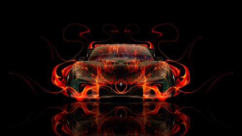 Mazda-RX7-VeilSide-JDM-Front-Fire-Abstract-Car-2014-HD-Wallpapers-design-by-Tony-Kokhan-[www.el-tony.com]
