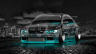 Mitsubishi-Lancer-Evolution-JDM-Tuning-Crystal-City-Car-2014-Azure-Neon-HD-Wallpapers-design-by-Tony-Kokhan-[www.el-tony.com]