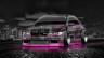 Mitsubishi-Lancer-Evolution-JDM-Tuning-Crystal-City-Car-2014-Pink-Neon-HD-Wallpapers-design-by-Tony-Kokhan-[www.el-tony.com]
