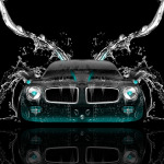 Pontiac Firebird Front Water Car 2014