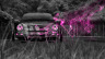 Porsche-911-Front-Crystal-Nature-Car-2014-Pink-Neon-Effects-HD-Wallpapers-design-by-Tony-Kokhan-[www.el-tony.com]