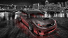 Subaru-Impreza-WRX-STI-JDM-Tuning-Crystal-City-Car-2014-Orange-Neon-HD-Wallpapers-design-by-Tony-Kokhan-[www.el-tony.com]