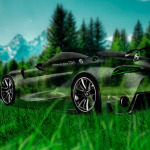 Toyota FT-1 Crystal Nature Car 2014