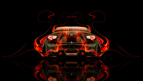 Toyota-GT86-JDM-Tuning-Back-Fire-Abstract-Car-2014-HD-Wallpapers-design-by-Tony-Kokhan-[www.el-tony.com]