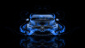 Toyota-Mark-X-350S-JDM-Art-Front-Blue-Fire-Abstract-Car-2014-HD-Wallpapers-design-by-Tony-Kokhan-[www.el-tony.com]