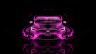 Toyota-Mark-X-350S-JDM-Art-Front-Pink-Fire-Abstract-Car-2014-HD-Wallpapers-design-by-Tony-Kokhan-[www.el-tony.com]