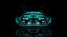 Toyota-Supra-JDM-Tuning-Front-Azure-Fire-Abstract-Car-2014-Art-HD-Wallpapers-design-by-Tony-Kokhan-[www.el-tony.com]