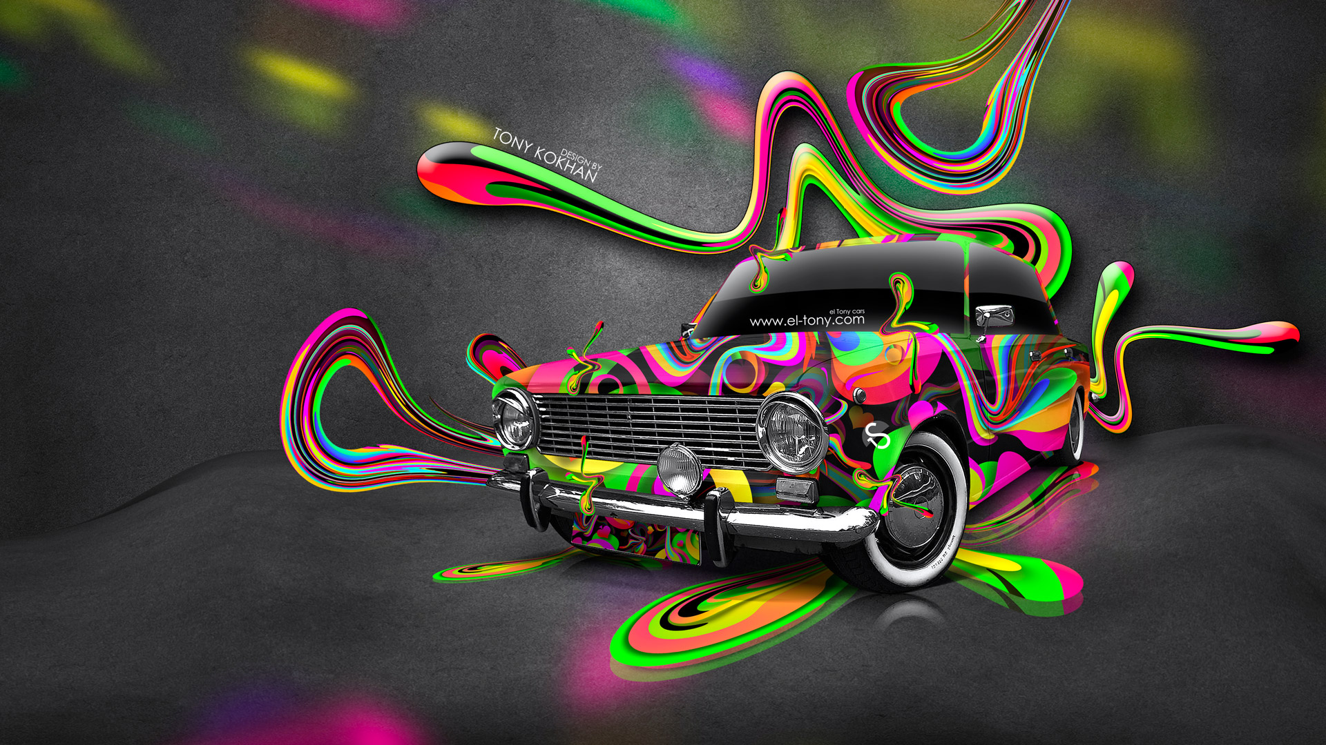Etonnant Vaz 2101 Russian Super Plastic Abstract Car 2014