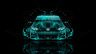 Volkswagen-Golf-R-Front-Azure-Fire-Abstract-Car-2014-HD-Wallpapers-design-by-Tony-Kokhan-[www.el-tony.com]