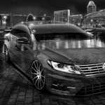 Volkswagen Passat CC Tuning Crystal City Car 2014