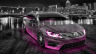 Volkswagen-Passat-CC-Tuning-Crystal-City-Car-2014-Art-Pink-Neon-HD-Wallpapers-design-by-Tony-Kokhan-[www.el-tony.com]