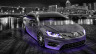 Volkswagen-Passat-CC-Tuning-Crystal-City-Car-2014-Art-Violet-Neon-HD-Wallpapers-design-by-Tony-Kokhan-[www.el-tony.com]