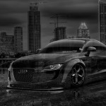 Audi TT Tuning Crystal City Car 2014