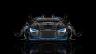 Audi-e-tron-Spyder-Front-Water-Car-2014-Blue-Neon-HD-Wallpapers-design-by-Tony-Kokhan-[www.el-tony.com]