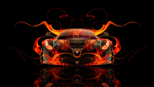 Ferrari-Laferrari-Front-Fire-Abstract-Car-2014-HD-Wallpapers-design-by-Tony-Kokhan-[www.el-tony.com]
