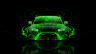 Honda-S2000-JDM-Front-Green-Fire-Abstract-Car-2014-HD-Wallpapers-design-by-Tony-Kokhan-[www.el-tony.com]