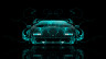 Lamborghini-Countach-Front-Azure-Fire-Abstract-Car-2014-HD-Wallpapers-design-by-Tony-Kokhan-[www.el-tony.com]