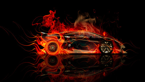 Lamborghini-Sesto-Elemento-Side-Fire-Abstract-Car-2014-Art-HD-Wallpapers-design-by-Tony-Kokhan-[www.el-tony.com]