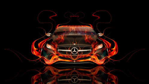 Mercedes-Benz-F800-Front-Fire-Abstract-Car-2014-HD-Wallpapers-design-by-Tony-Kokhan-[www.el-tony.com]
