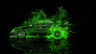 Mitsubishi-Lancer-Evolution-JDM-Side-Green-Fire-Abstract-Car-2014-HD-Wallpapers-design-by-Tony-Kokhan-[www.el-tony.com]