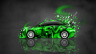 Mitsubishi-Lancer-Evolution-X-JDM-Side-Domo-Kun-Toy-Car-2014-Green-Colors-HD-Wallpapers-design-by-Tony-Kokhan-[www.el-tony.com]