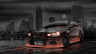 Mitsubishi-Lancer-Evolution-X-Tuning-JDM-Crystal-City-Car-2014-Orange-Neon-HD-Wallpapers-design-by-Tony-Kokhan-[www.el-tony.com]