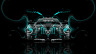 Monster-Energy-Ferrari-Laferrari-Front-Plastic-Car-2014-Azure-Neon-Effects-HD-Wallpapers-design-by-Tony-Kokhan-[www.el-tony.com]