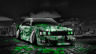 Nissan-Cedric-JDM-Tuning-Anime-Girl-Aerography-City-Car-2014-Green-Neon-Colors-HD-Wallpapers-design-by-Tony-Kokhan-[www.el-tony.com]