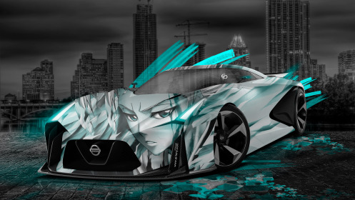 Nissan-GTR-2020-Concept-Anime-Aerography-City-Car-2014-Azure-Neon-Effects-HD-Wallpapers-design-by-Tony-Kokhan-[www.el-tony.com]