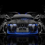 Nissan Skyline GTR R32 JDM Front Water Car 2014
