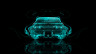 Nissan-Skyline-GTR-R32-JDM-Tuning-Back-Art-Azure-Fire-Abstract-Car-2014-HD-Wallpapers-design-by-Tony-Kokhan-[www.el-tony.com]