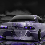 Nissan Skyline GTR R32 JDM Anime Aerography City Car 2014