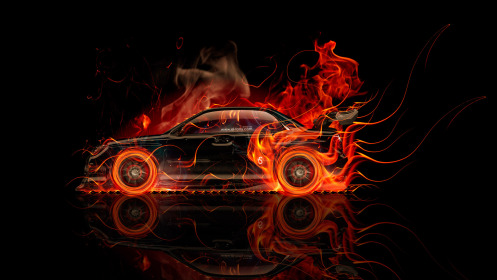 Subaru-Impreza-WRX-STI-Side-Fire-Abstract-Car-2014-HD-Wallpapers-design-by-Tony-Kokhan-[www.el-tony.com]
