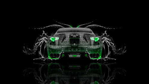 Toyota-GT86-JDM-Tuning-Back-Water-Car-2014-Green-Neon-HD-Wallpapers-design-by-Tony-Kokhan-[www.el-tony.com]