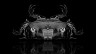BMW-328-Hommage-Front-Water-Car-2014-Black-White-Colors-HD-Wallpapers-design-by-Tony-Kokhan-[www.el-tony.com]