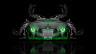 BMW-328-Hommage-Front-Water-Car-2014-Green-Neon-HD-Wallpapers-design-by-Tony-Kokhan-[www.el-tony.com]