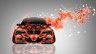 BMW-M3-E46-Tuning-Front-Fantasy-Flowers-Butterfly-Car-2014-Orange-Colors-HD-Wallpapers-design-by-Tony-Kokhan-[www.el-tony.com]